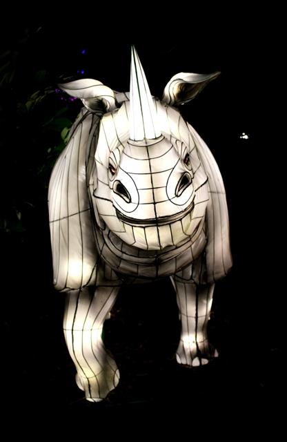 The Giant Lanterns of China Edinburgh Zoo (102)