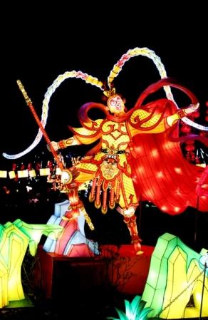 The Giant Lanterns of China Edinburgh Zoo (16)