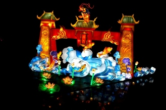 The Giant Lanterns of China Edinburgh Zoo (22)