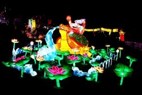The Giant Lanterns of China Edinburgh Zoo (24)
