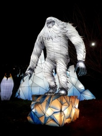 The Giant Lanterns of China Edinburgh Zoo (4)