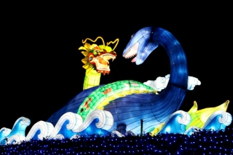 The Giant Lanterns of China Edinburgh Zoo (43)