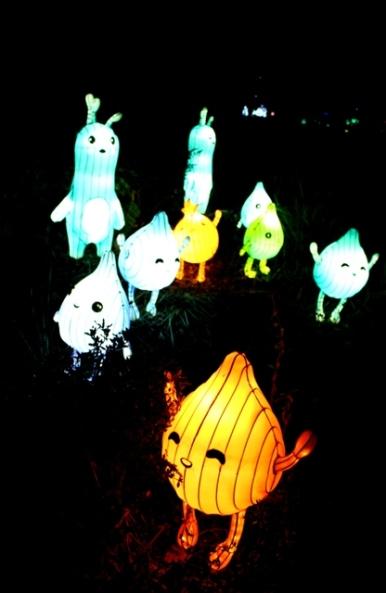 The Giant Lanterns of China Edinburgh Zoo (61)