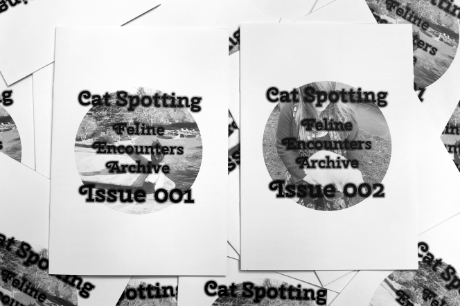 Cat-Spotting Issue 1 & 2